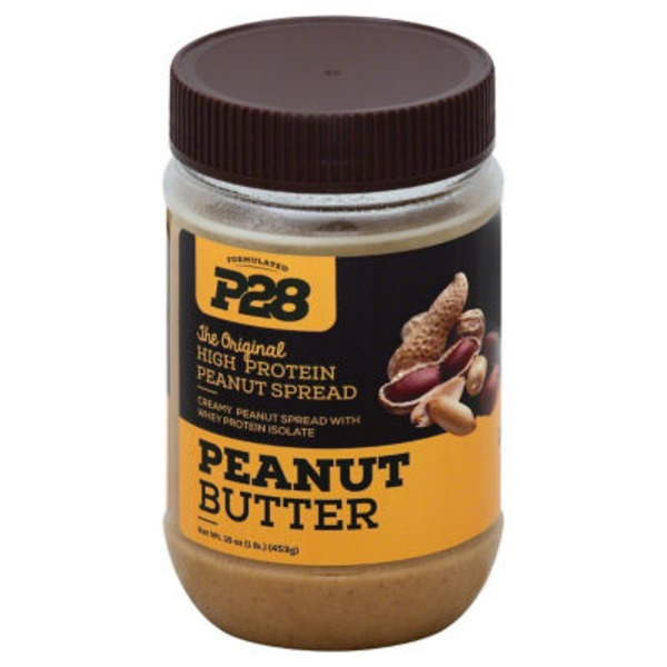 P28 High Protein Peanut Butter Spread