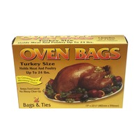 Durable Packaging Oven Bags Turkey Size
