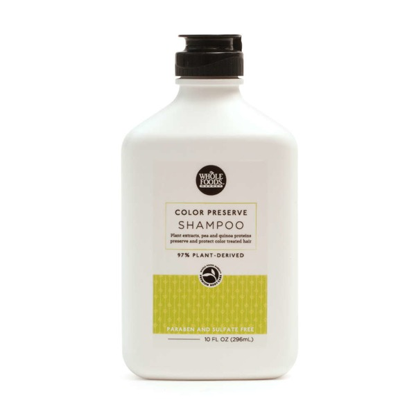 Whole Foods Market Color Preserve Shampoo