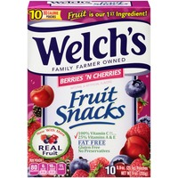 Welch's Fruit Snacks Berries 'n Cherries Fruit Snacks