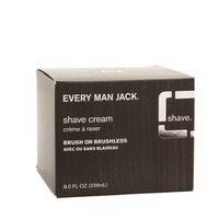 Every Man Jack Cedarwood Shave Cream