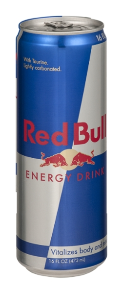 Red bull energy 16oz