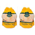 Sanderson Farms Fresh Twin Pack Whole Young Chicken 10.5-11.5 lbs.