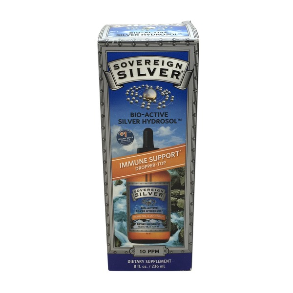 Sovereign Silver Bio-Active Silver Hydrosol Dietary Supplement