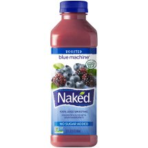 Naked® Blue Machine® 100% Juice Smoothie, Non-GMO Project Verified, 32 fl. oz. Bottle