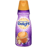 International Delight White Chocolate Macadamia Coffee Creamer