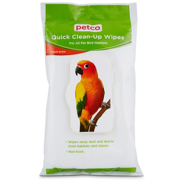 Petco Habitat Cleaning Wipes