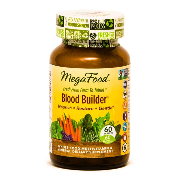 MegaFood Dailyfoods Blood Builder