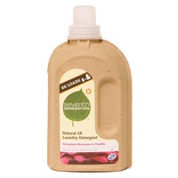 Seventh Generation 4x Concentrated Geranium Blossoms & Vanilla Natural Laundry Detergent