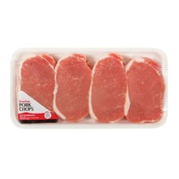 Market Thick Boneless Pork Center Loin Chops