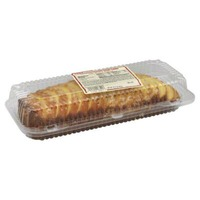 H-E-B Bakery Lemon Creme Loaf Cake with Streusel Topping
