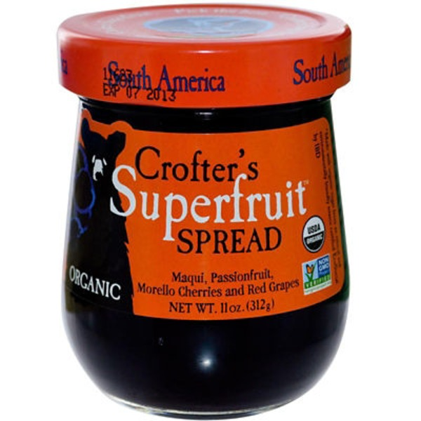 Crofter's Organic South America Superfruit Spread