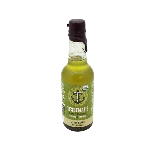 Tessemae's All Natural Zesty Ranch Organic Dressing