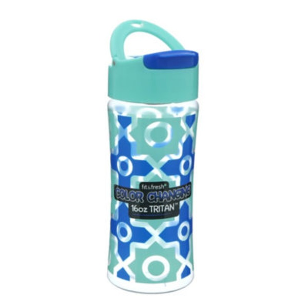 Medport 16 Oz Color Changing Hydration Bottle