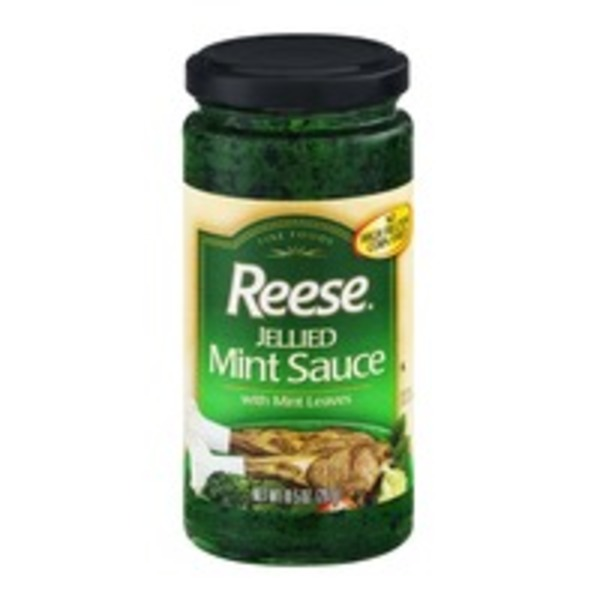 Reese's Jellied Mint Sauce