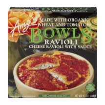 Amy's Bowls Ravioli Cheese, 9.5 OZ