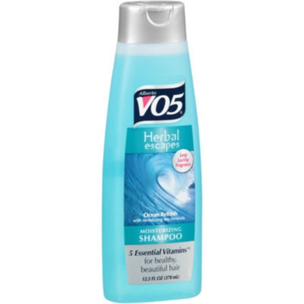 VO5 Herbal Escapes Ocean Refresh Moisturizing Shampoo