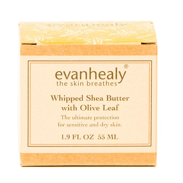 Evanhealy Whipped Shea Butter With Olive Leaf