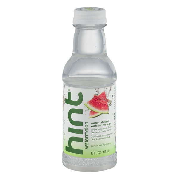 Hint Unsweetened Essence Water Watermelon