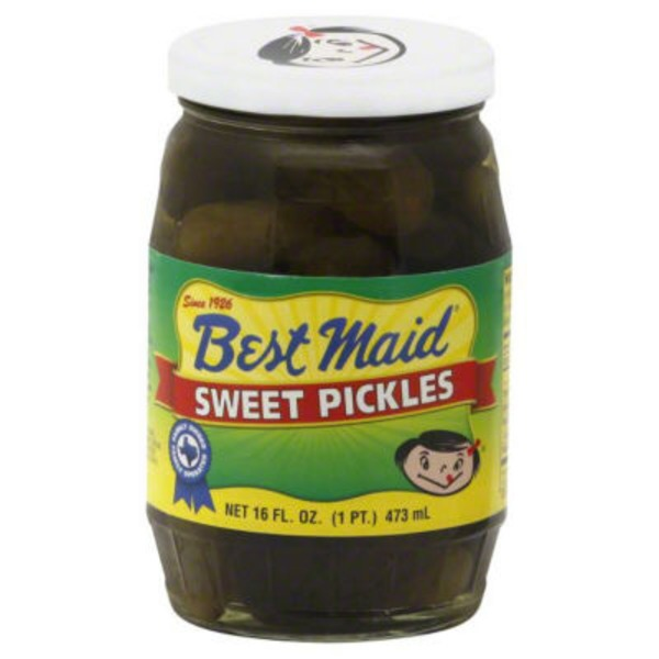 Best Maid Sweet Pickles