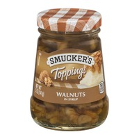 Smucker's Toppings Walnuts in Syrup