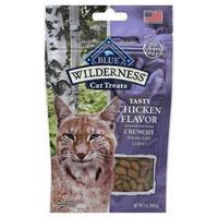 Blue Buffalo Cat Treats, Natural, Tasty Chicken Flavor