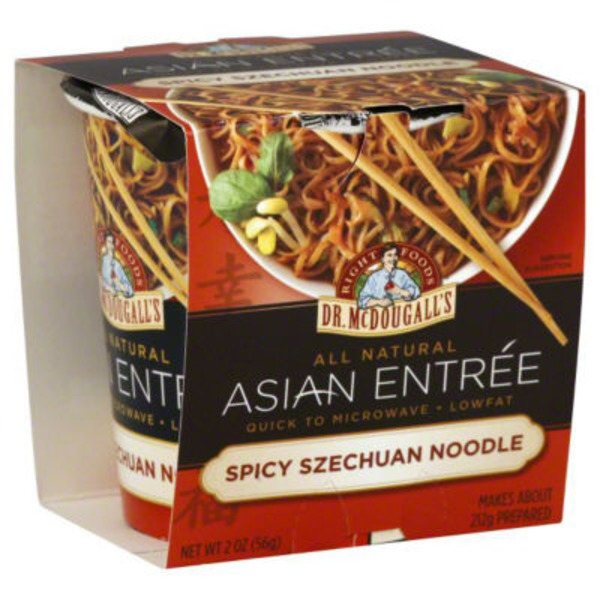 Dr. McDougall's Asian Noodles Spicy Szechuan