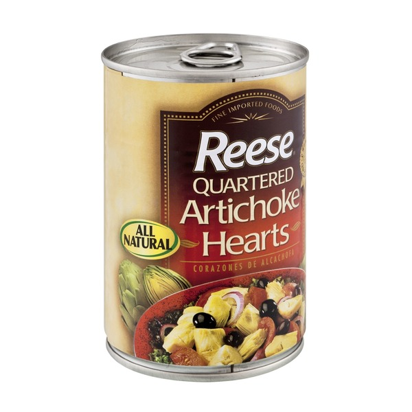 Reese's Artichoke Hearts Quartered
