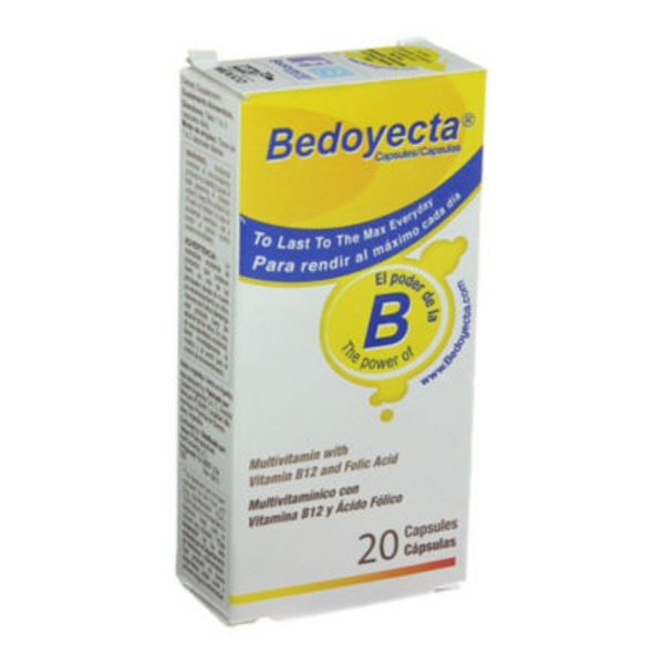 Bedoyecta Multi Vitamin With B12 & Folic Acid