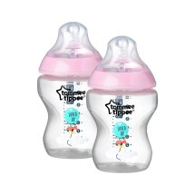 Tommee Tippee Decorated Bottles 0m+ - 2 CT