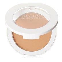 Revlon New Complexion One-Step Compact Makeup, 04 Natural Beige, 0.35 oz