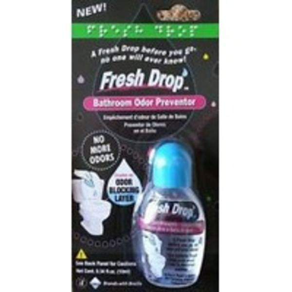 Fresh Drop Bathroom Odor Preventor