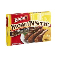 Banquet Brown 'n Serve Original Sausage Links Original