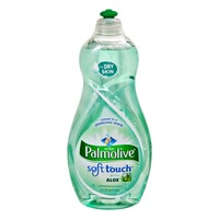 Palmolive Ultra Soft Touch with Aloe Concentrated Dish Liquid