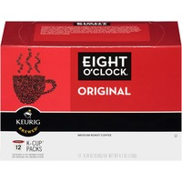 Eight O'Clock Coffee Original K-Cup Packs Coffee