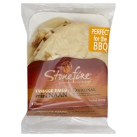 Stonefire Original Tandoor Baked Mini Naan
