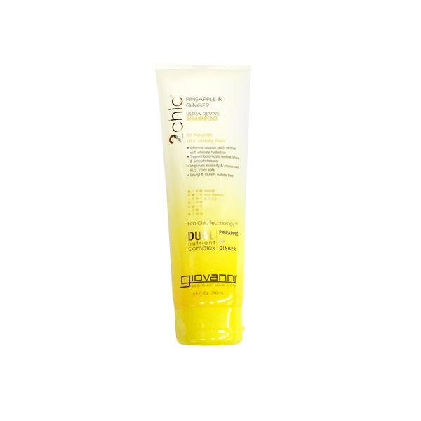 Giovanni Pineapple + Ginger Ultra-Revive Shampoo