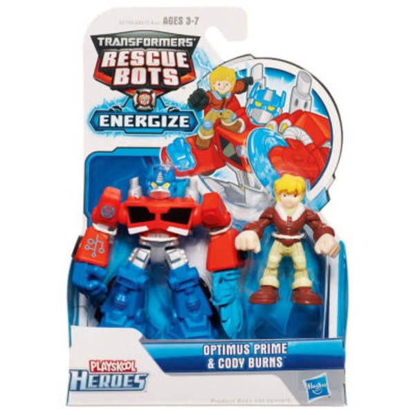 Playskool Heroes Transformers Rescue Bots Assorted Action Figures