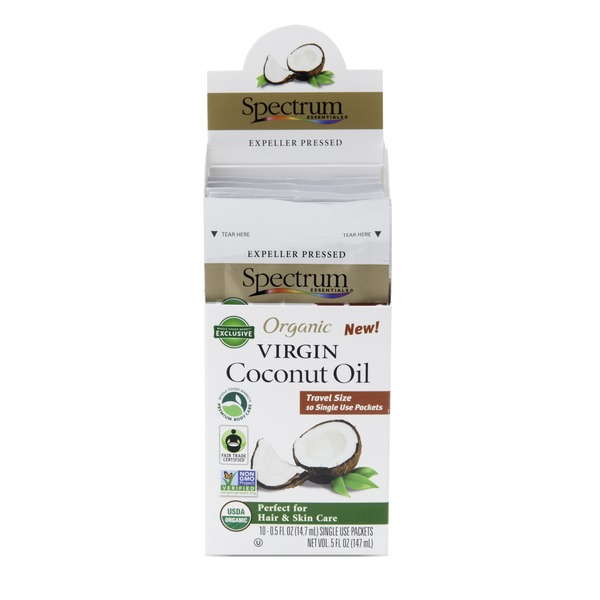 Spectrum Essentials Organic Virgin Coconut Oil