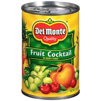 Del Monte In Heavy Syrup Fruit Cocktail
