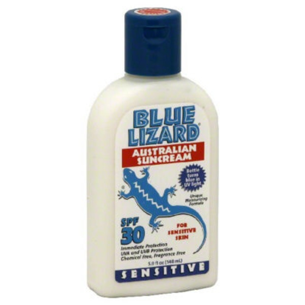 Blue Lizard Sensitive Lotion Spf 30