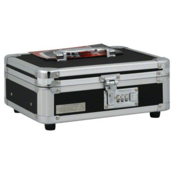 Vaultz Cash Box, Locking