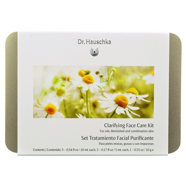 Dr. Hauschka Clarifying Face Care Kit 1 Count