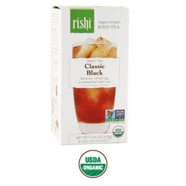 Rishi Tea Classic Black Iced Tea