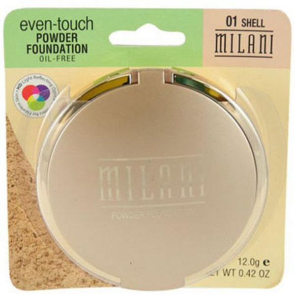 Milani Even Touch Powder Foundation - Shell