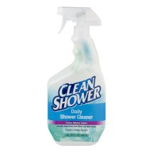 Clean Shower Daily Shower Cleaner Fresh Clean Scent, 1.0 QT