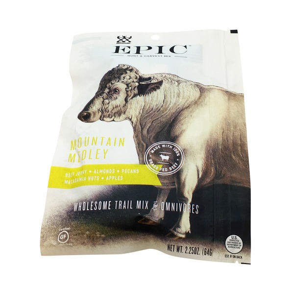 Epic Mountain Medley Beef Jerky