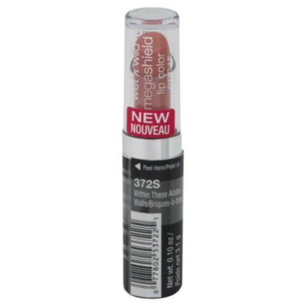 Wet n' Wild Mega Shield Lip Color -  Within These Adobe Walls 372S