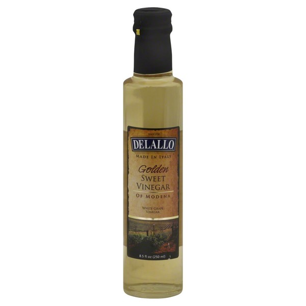 DeLallo Vinegar, Golden Sweet, of Modena