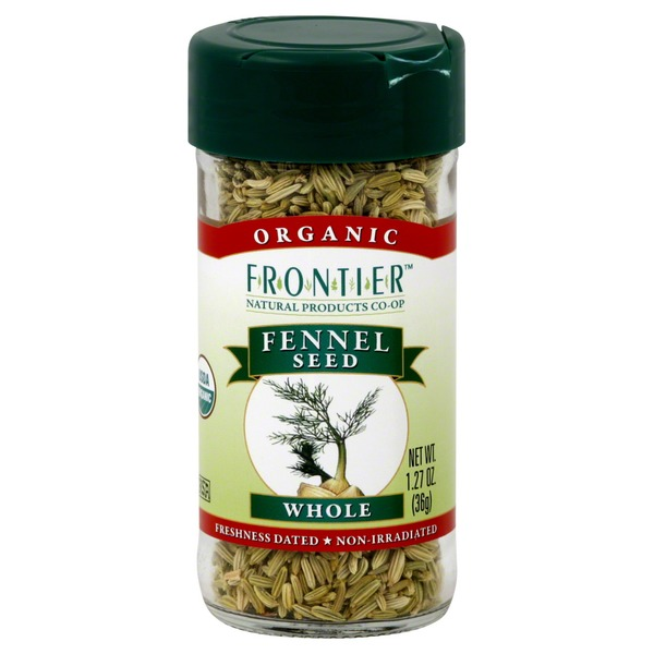 Frontier Fennel Seed, Whole